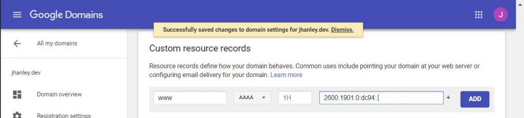 Tag: Google Domains - John Hanley